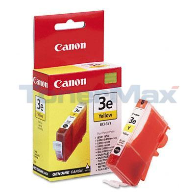 CANON BCI-3EY INK TANK YELLOW